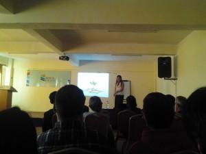 Crowd Funding Workshop by Stephanie Arrowsmith