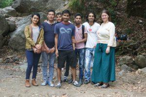 The first proper photo of CDN team